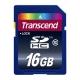 Transcend SecureDigital 16Gb , TS16GSDHC10 V , Class 10